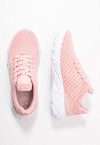 Kappa - PAUTO - Sports shoes - rosé/white - 1