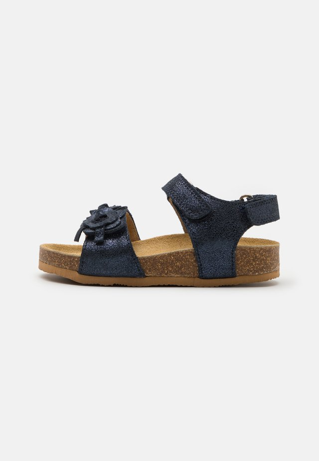 NATURA  - Sandals - blue
