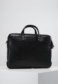 Fossil - DEFENDER - Briefcase - black - 3