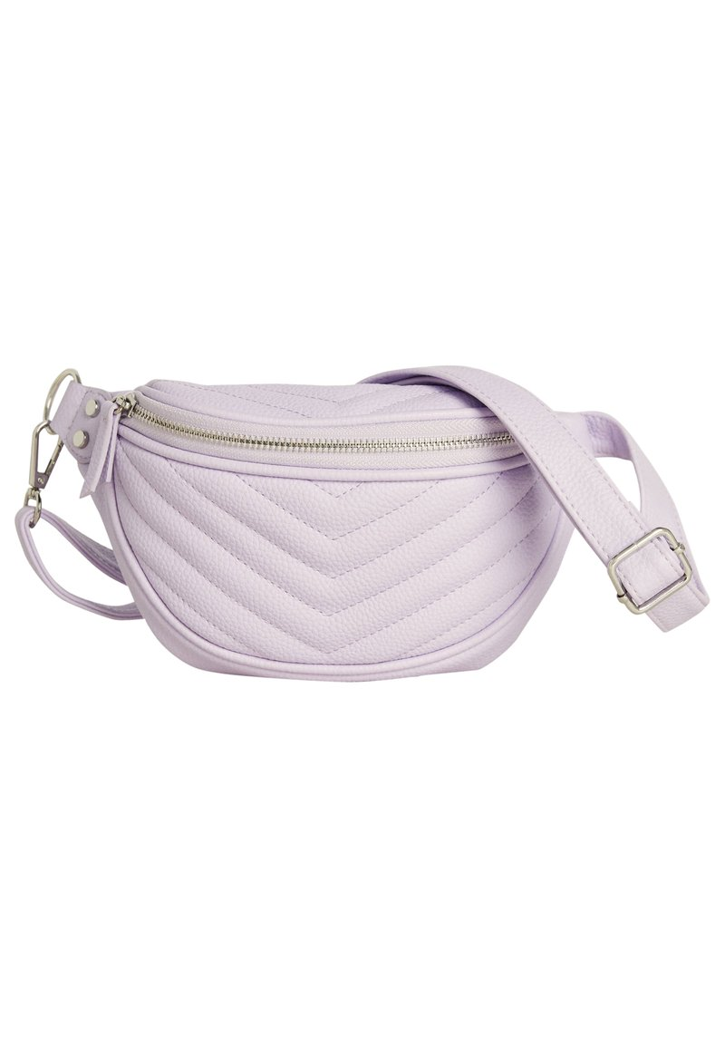 Bershka - Bum bag - mauve
