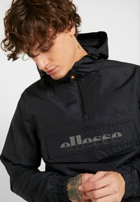 Ellesse - MONT REFLECTIVE - Summer jacket - black - 3