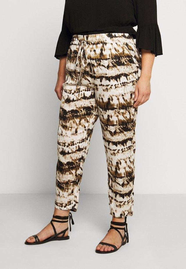 TINA PANTS - Trousers - ermine