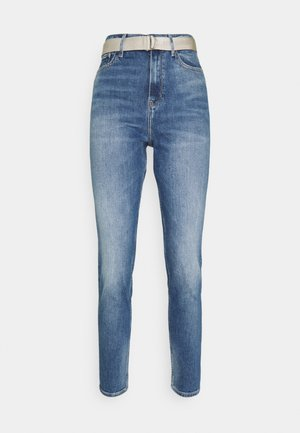 GRAMERCY TAPERED - Straight leg jeans - denim