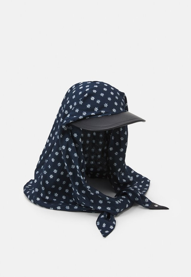 GIA HEADSCARF - Casquette - navy