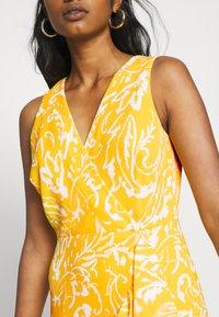 Lauren Ralph Lauren Petite - JABARI - Cocktail dress / Party dress - yellow - 5