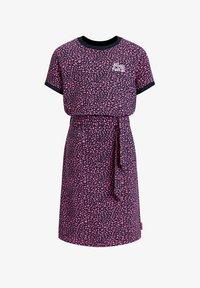 WE Fashion - Korte jurk - all-over print - 2