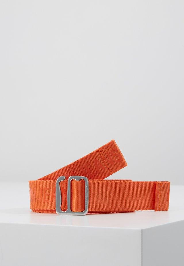 OFFDUTY TAPE - Belt - orange