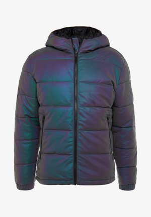 JCOOSCAR IRRIDECENT JACKET HOOD - Winter jacket - lilac