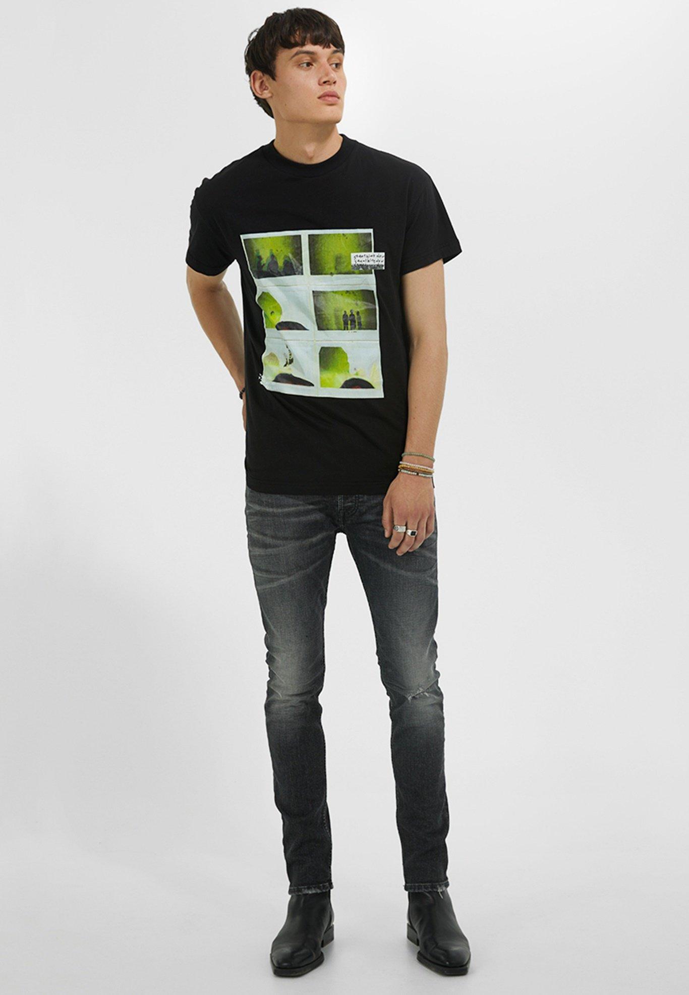 Homme NEW DAYLEN - T-shirt imprimé