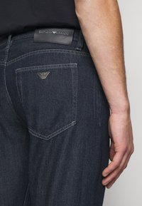 Emporio Armani - Relaxed fit jeans - blue - 7