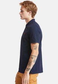 Timberland - MILLERS RIVER - Polo shirt - dark sapphire - 3