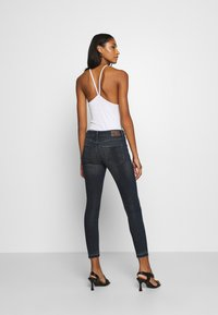 G-Star - 3301 MID SKINNY RIPPED ANKLE  - Jeans Skinny Fit - antic nebulas - 2