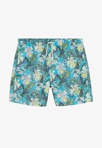 Mango - MIT HAWAII - Swimming shorts - blau - 5