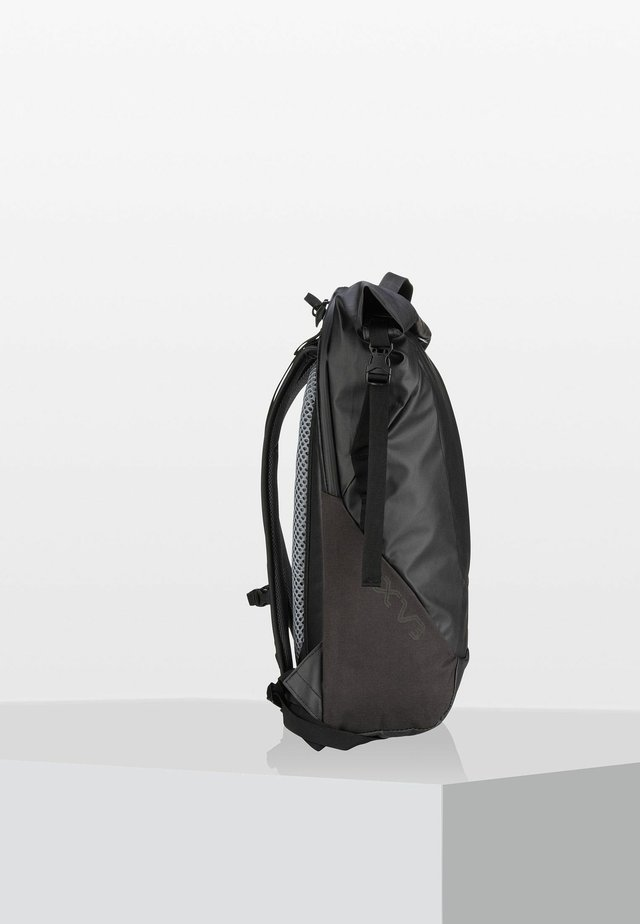 Rucksack - black coat