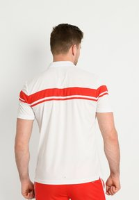 sergio tacchini - YOUNG LINE - Polo shirt - wht/red - 2