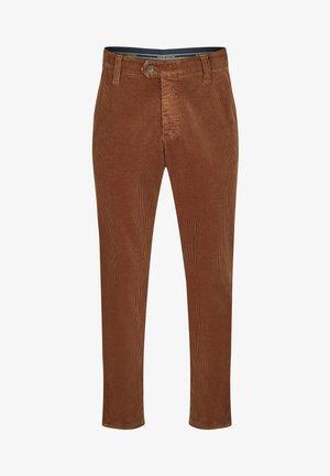 GARVEY - Trousers - beige (32)