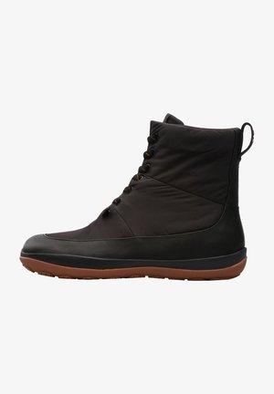 CAMPER PEU PISTA K300288-004 STIVALETTI UOMO 44 - Lace-up ankle boots - schwarz