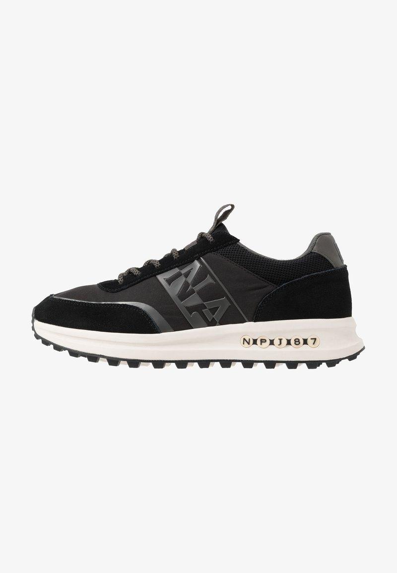Napapijri - Baskets basses - black