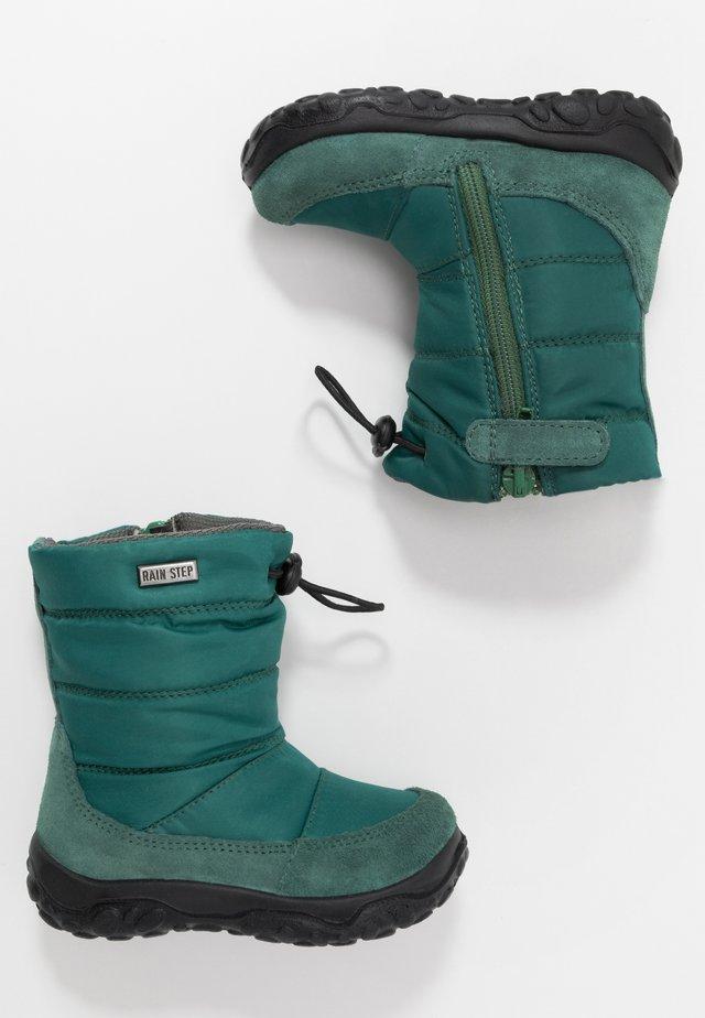 POZNURR - Snowboots  - gruen