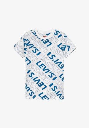 GRAPHICTEE - Print T-shirt - white