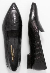 Copenhagen Shoes - SUCCES  - Instappers - black - 3