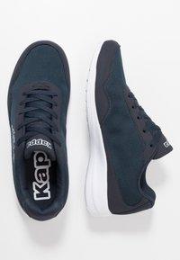 Kappa - FOLLOW - Sports shoes - navy/white - 1