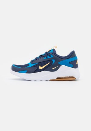 AIR MAX BOLT UNISEX - Sneakers basse - midnight navy/melon tint/imperial blue/light brown