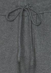 Anna Field Tall - Tracksuit bottoms - mottled dark grey - 2