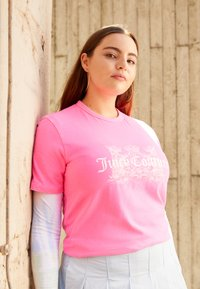 Juicy Couture - DOG  - T-shirt print - pink glo - 2