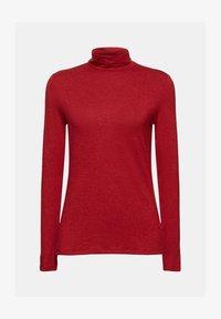 Esprit Collection - Jumper - dark red - 9