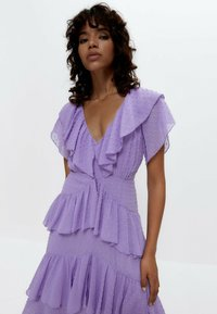Uterqüe - Day dress - lilac - 3