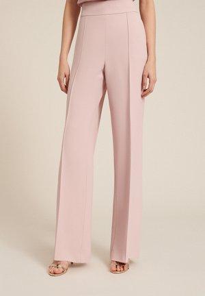 Trousers - rosa