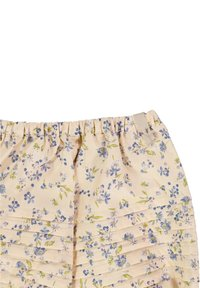 Wheat - Shorts - alabaster flowers - 2