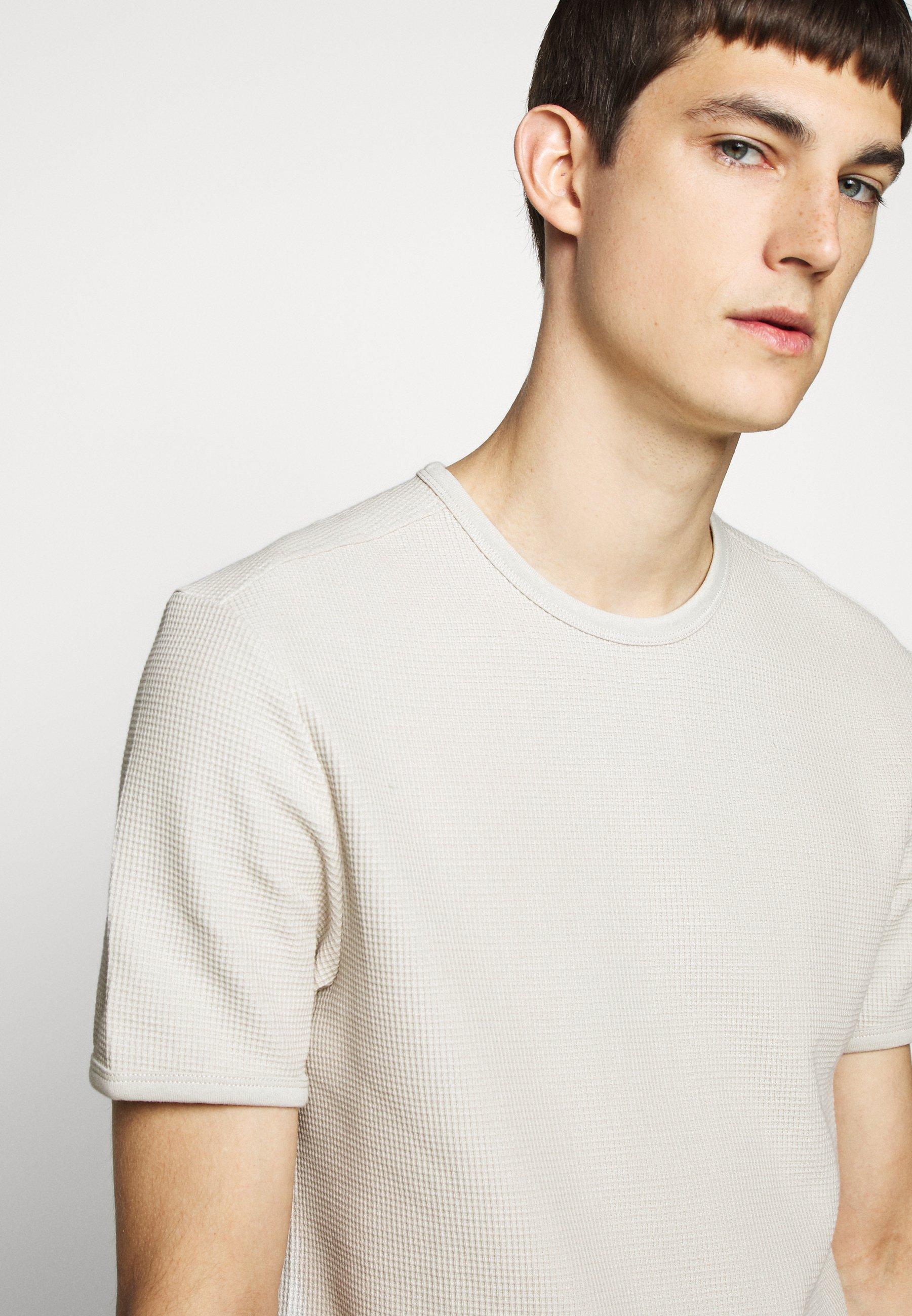 J.lindeberg Mario - T-shirt Basic Cloud Grey
