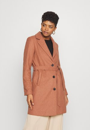 VIJOSELIN COAT - Classic coat - misty rose melange