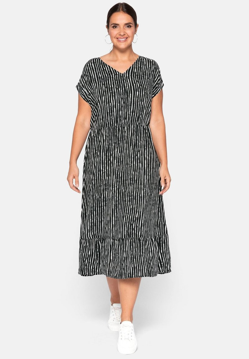 Sheego - Day dress - black