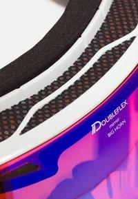 Alpina - BIG HORN - Lyžařské brýle - white - 5