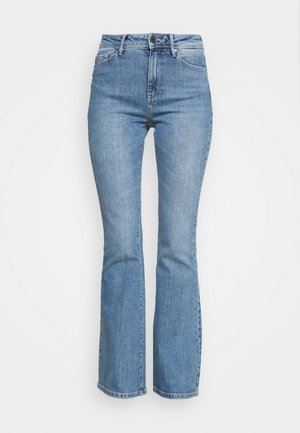 ALBERT  - Jeans a zampa - denim blue