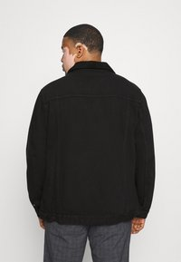 Jack´s Sportswear - JACKET - Džínová bunda - keep black - 2