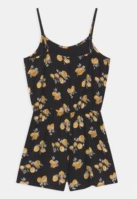 Abercrombie & Fitch - Tuta jumpsuit - black - 1