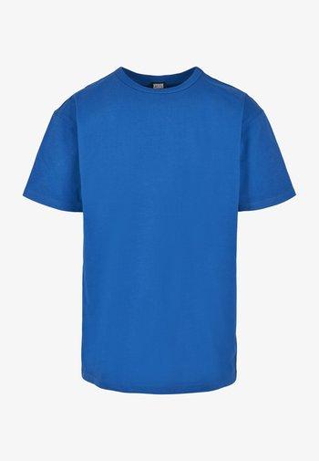 T-shirt - bas - sporty blue