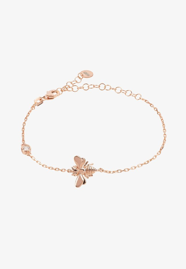 Bracelet - rose gold-coloured