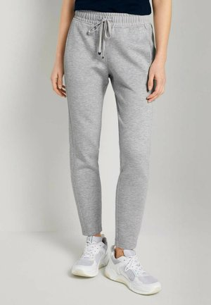 Tracksuit bottoms - comfort grey melange