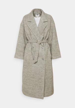 OBJJOYCE COAT - Classic coat - light grey melange