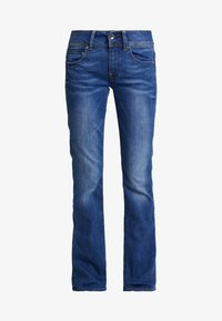 G-Star - MIDGE MID BOOTCUT   - Bootcut jeans - faded blue - 4