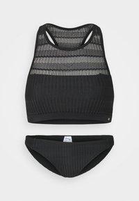 Brunotti - ELENA WOMENS  - Bikini - black - 4
