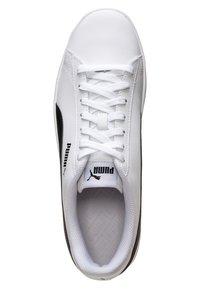 Puma - SMASH - Joggesko -  white /  black - 1