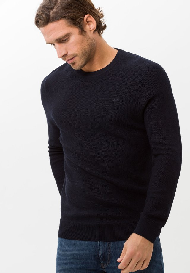 STYLE RICK - Maglione - navy