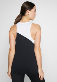 ASICS - TOKYO TANK - Sports shirt - brilliant white/performance black - 2