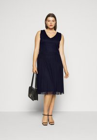 Anna Field Curvy - Cocktail dress / Party dress - evening blue - 1